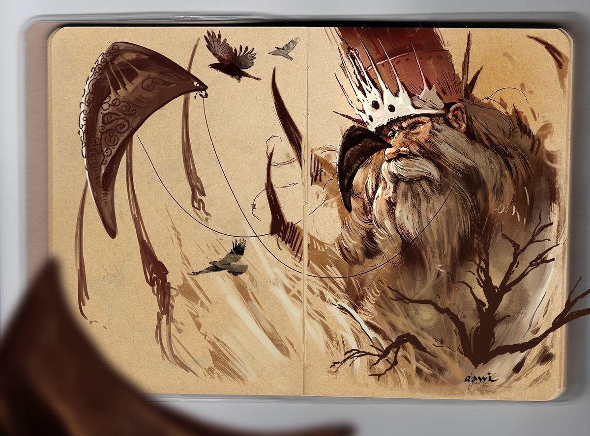 Ahmed rawi ahmed rawi sketch4