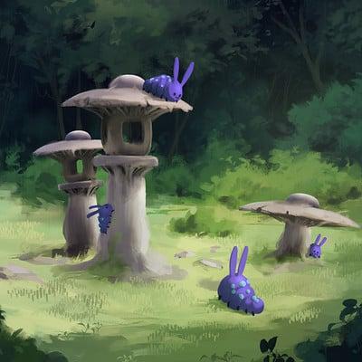 Sylvain sarrailh mushroomrock