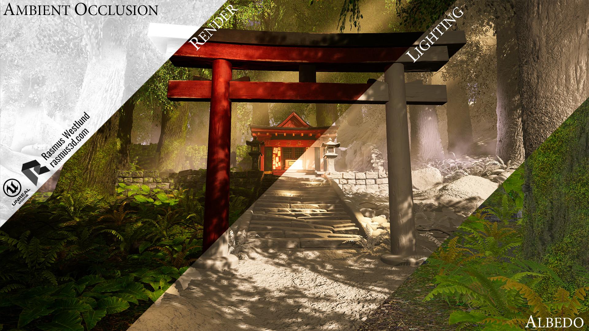 Rasmus westlund japanese shrine03