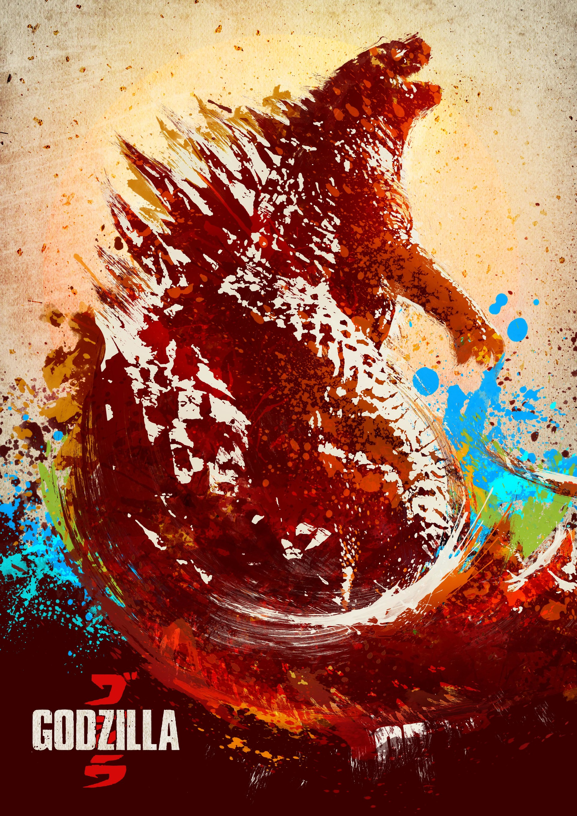 Godzilla Fan Art Contest Indonesia