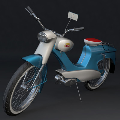 Del jackson solifer export moped