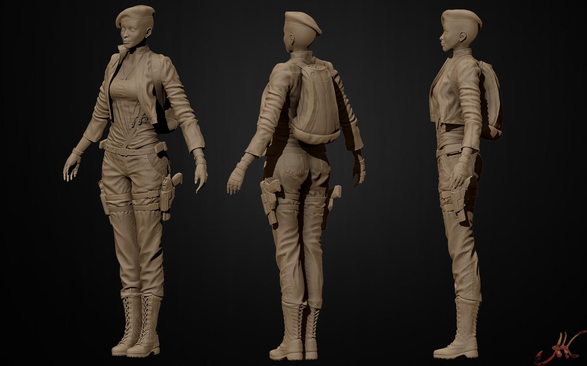 Andrej klimov sculptdemocomposition
