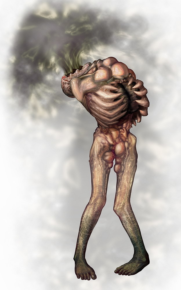 Artstation Silent Hill Homecoming Concepts Kenzie Lamar