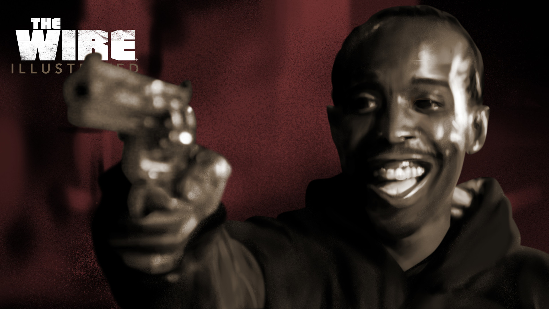 Martin Woutisseth Omar Little Alt