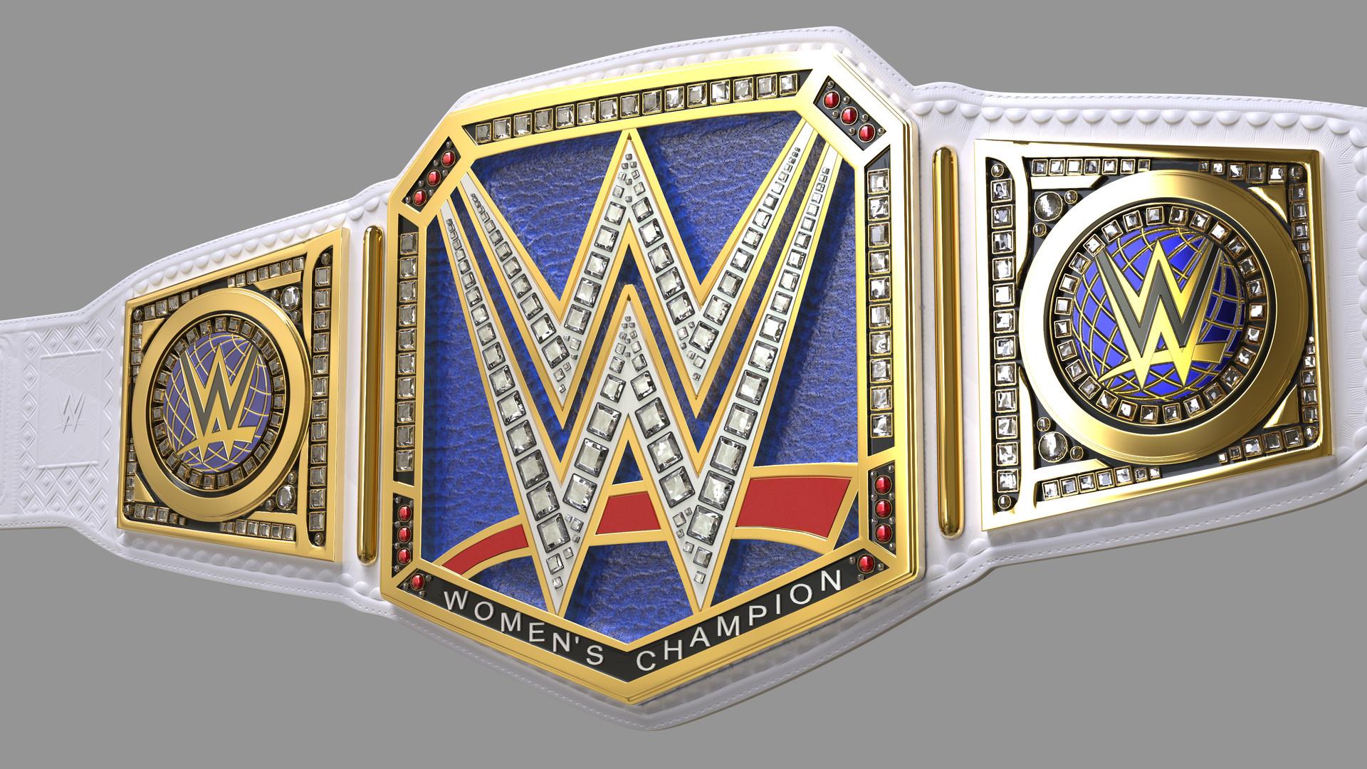 Sam Hollick - WWE Championships