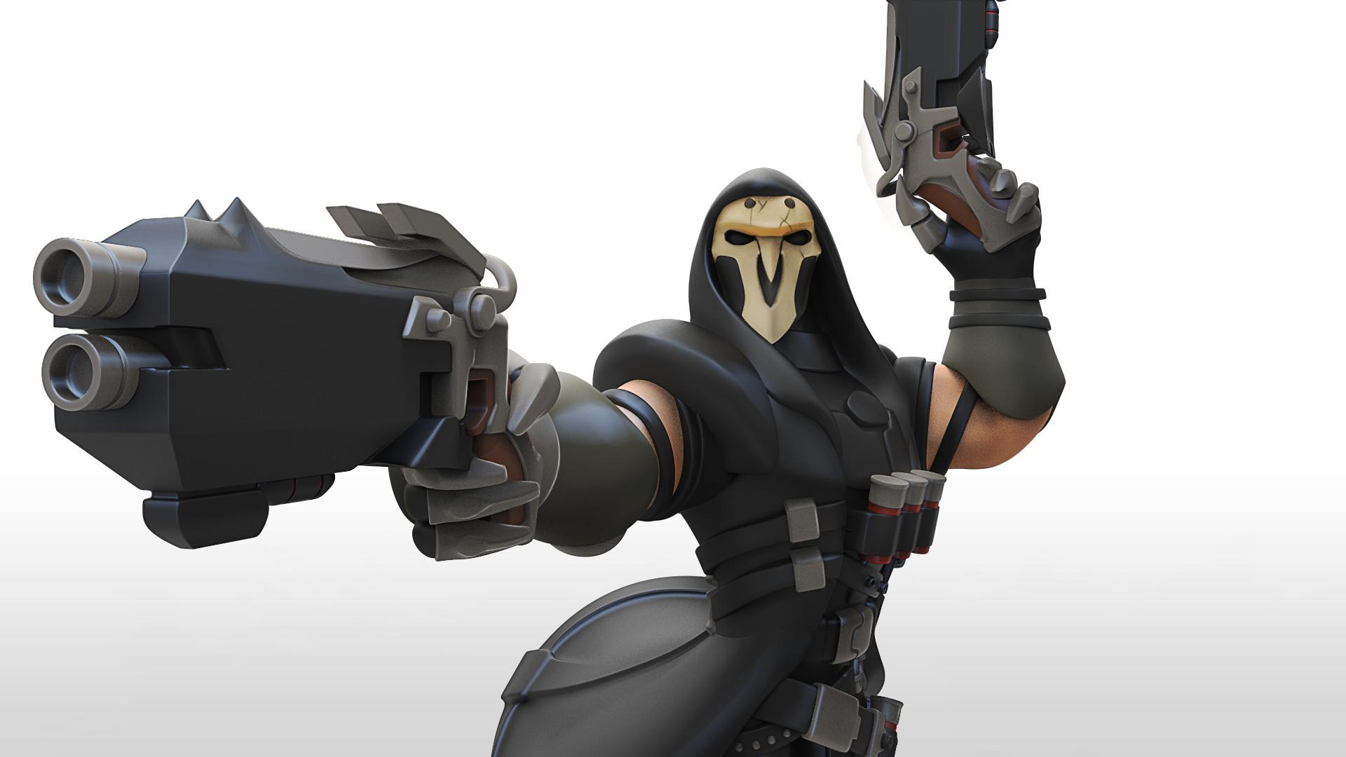 ArtStation - Reaper Overwatch Infinity    and beyond!, Marko