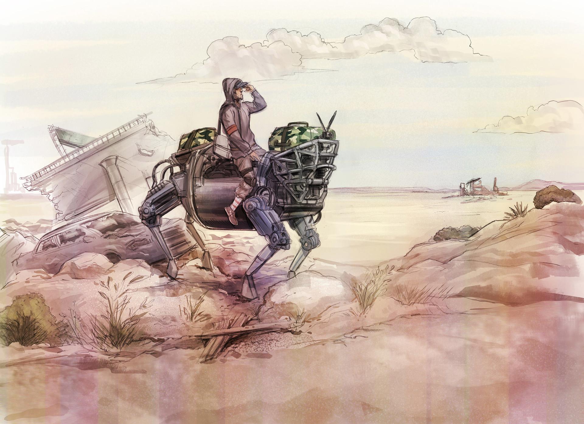 Stephen noble mule