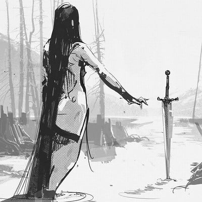 Richard anderson comic art