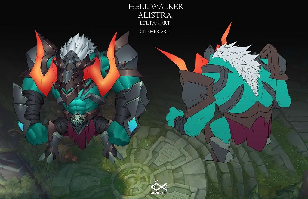 Lry citemer hellwalker