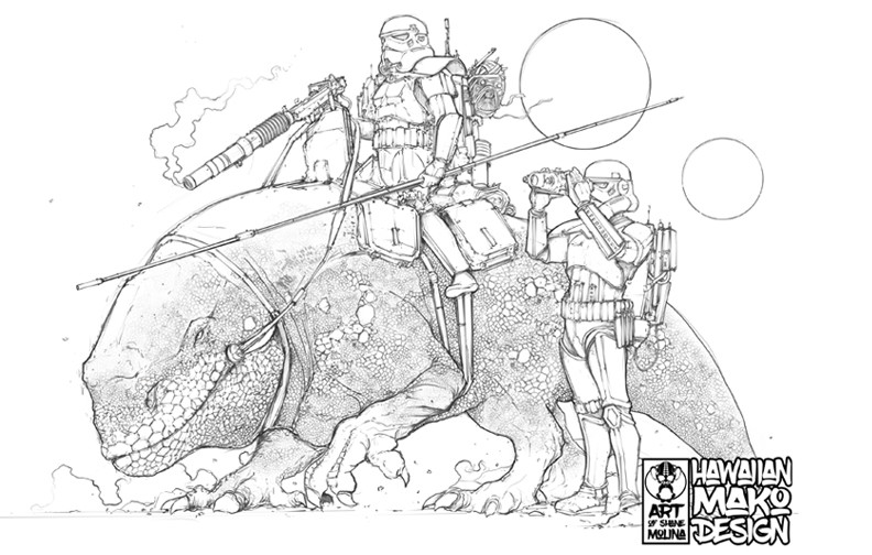 Shane molina sketch