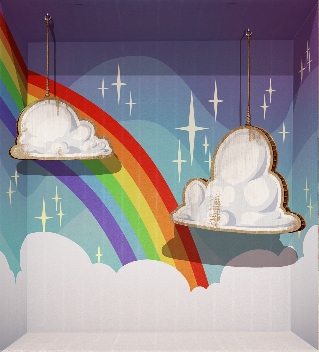 Marie bonhoure rainbow garage backgroundv2