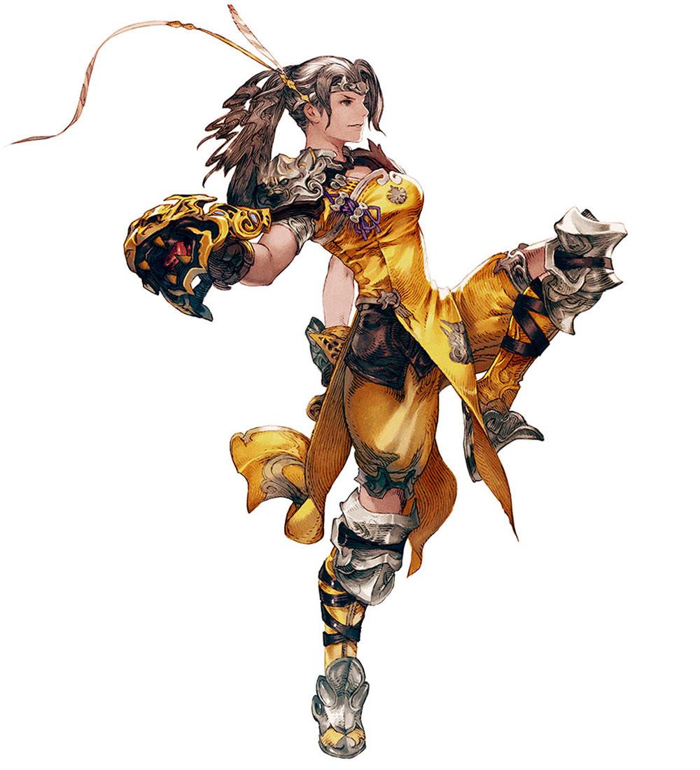 Final fantasy xiv hyur female - photo#35