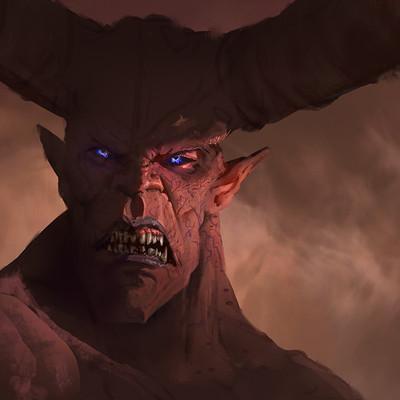 Sebastian horoszko 66 george the demon