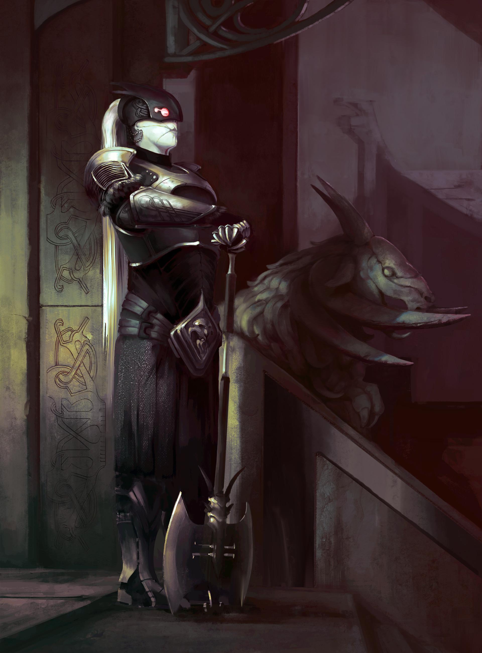 Marina ortega guard 07