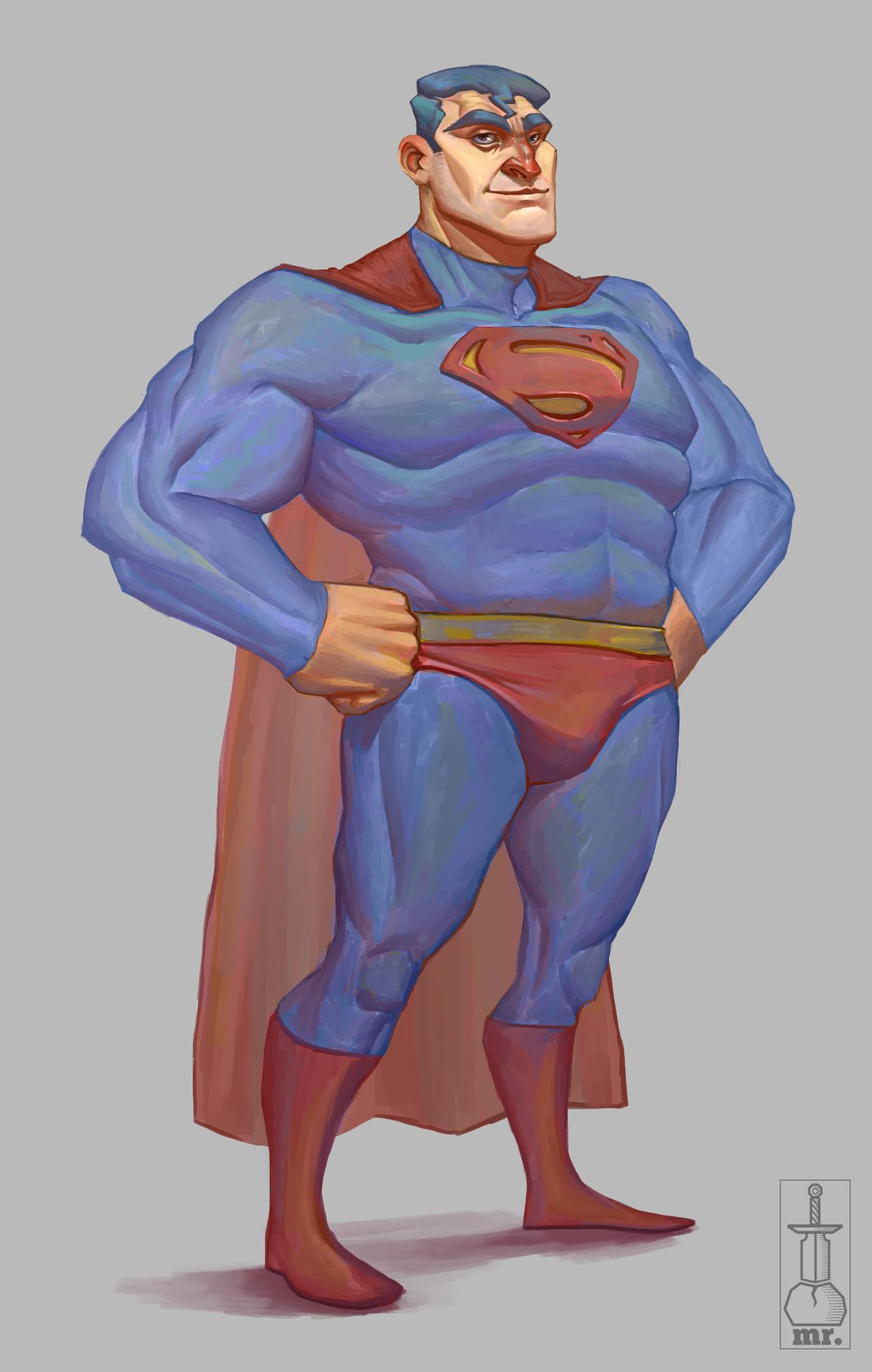 Juanda rico superman