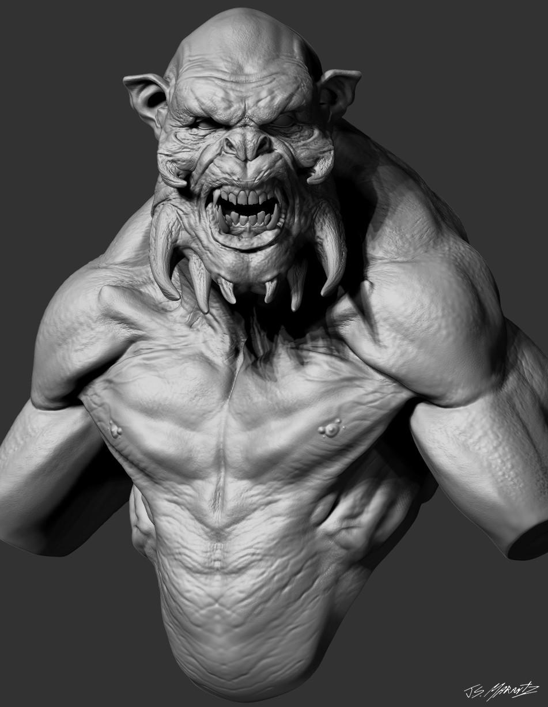 Jerad marantz demon ortho 2