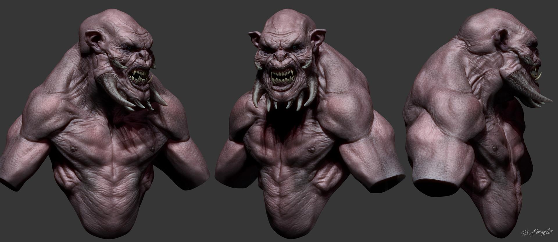 Jerad marantz demon ortho color hairless