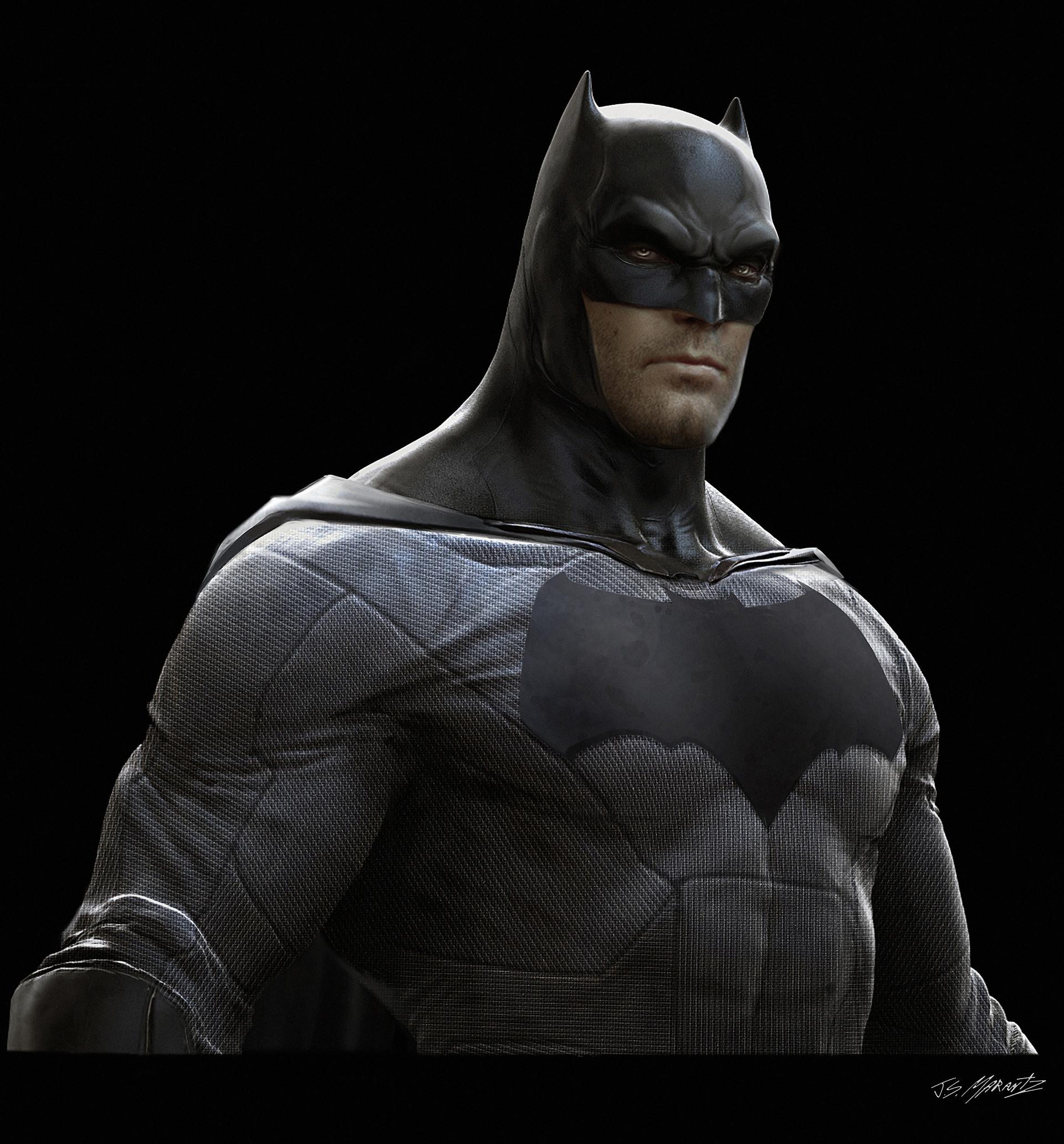Jerad marantz batman cape 1