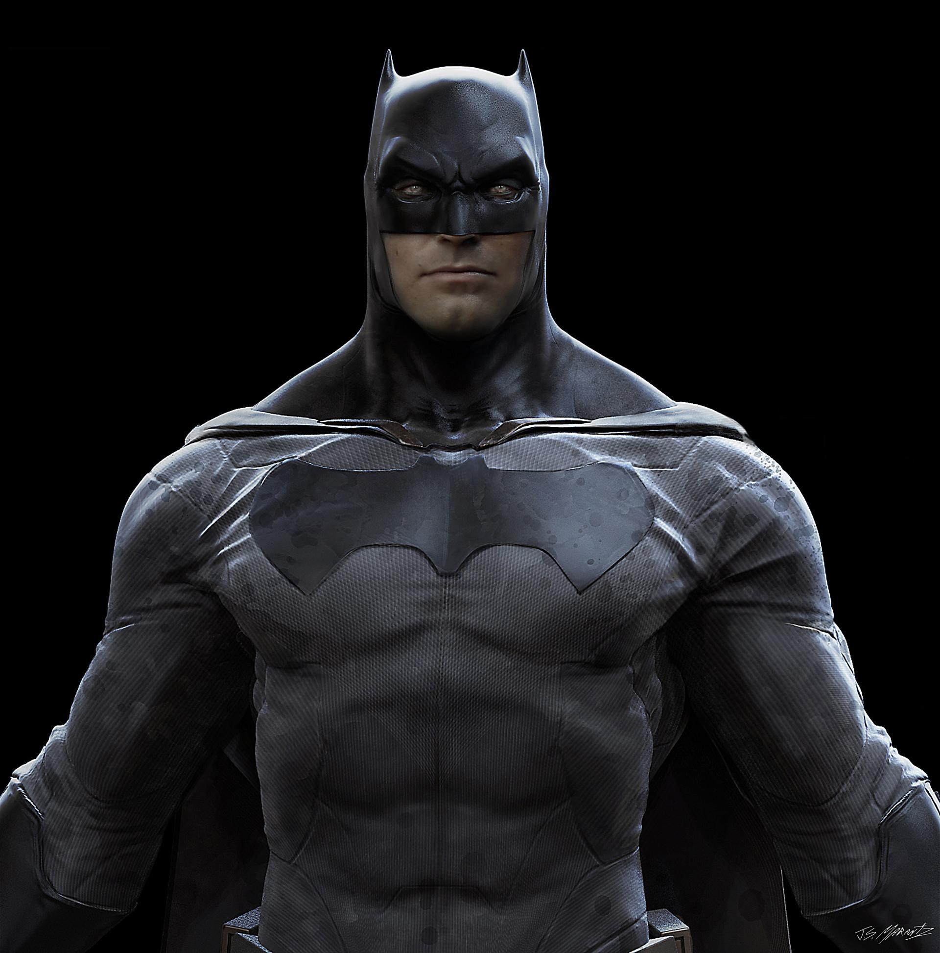 Jerad marantz 0613 batman torsostudy jsm