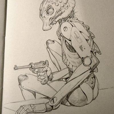 Slawomir maniak alien