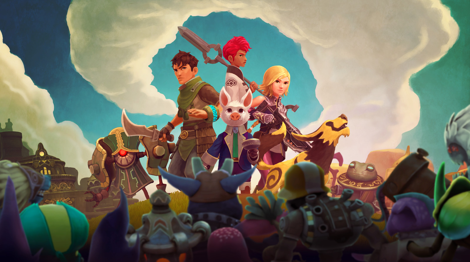 Earthlock Old Key Art