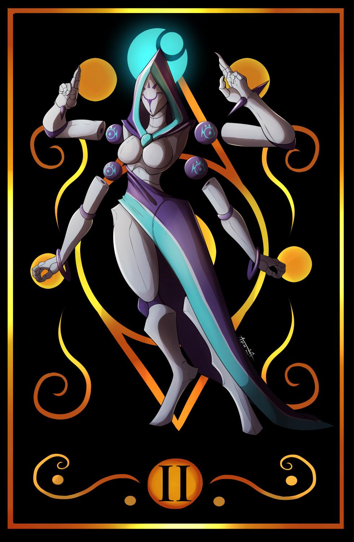 Annalicia valle high priestess