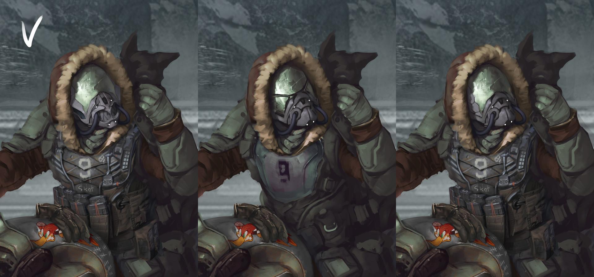 Denys tsiperko helment