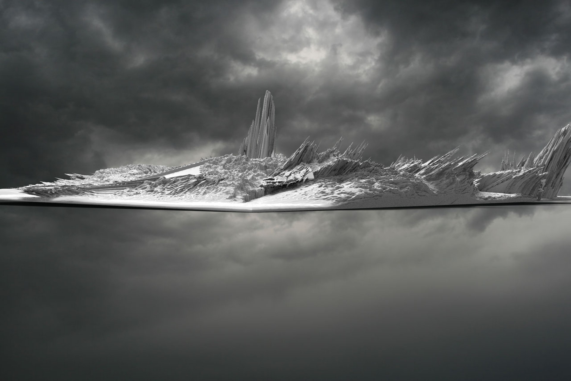 Denys tsiperko mountain 2