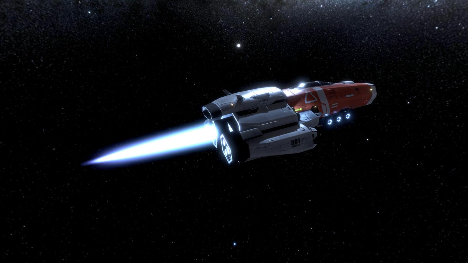Thruster FX