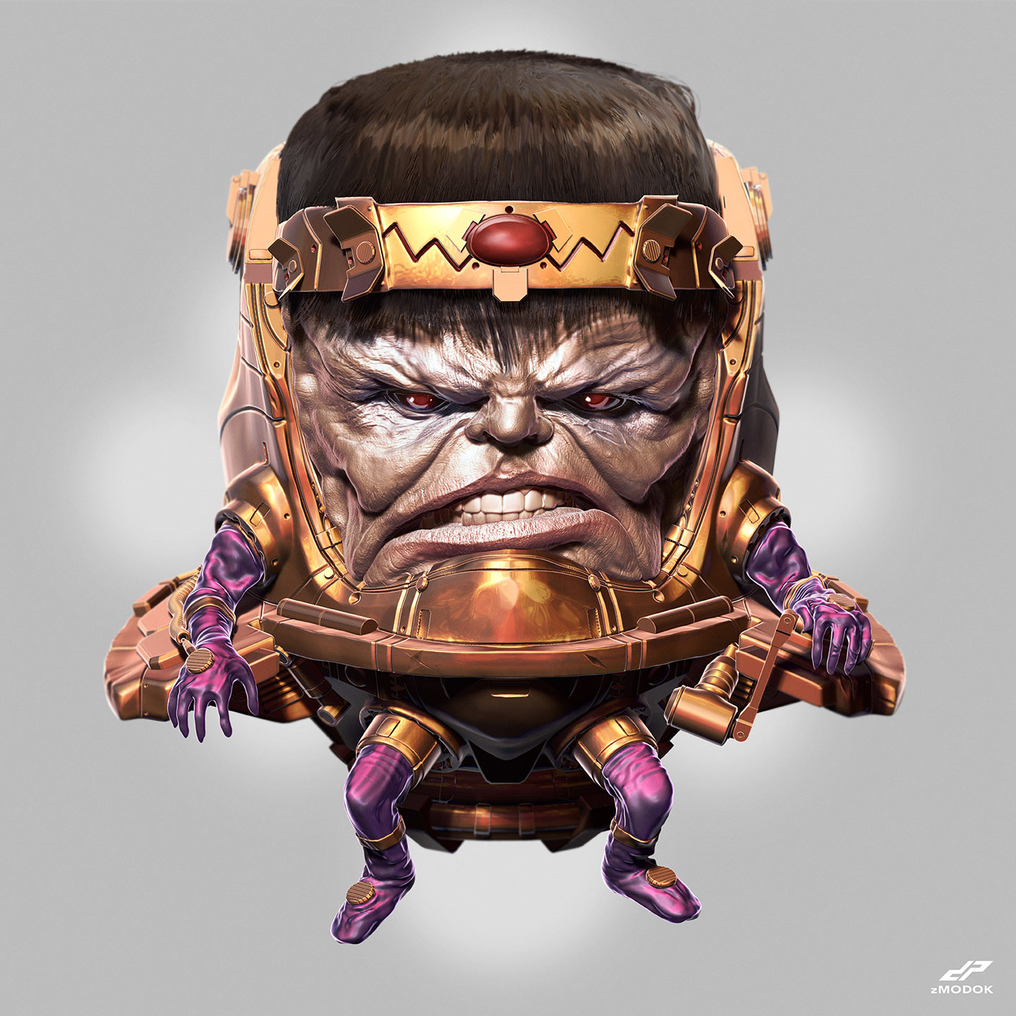 Dope pope zmodok by dopepope