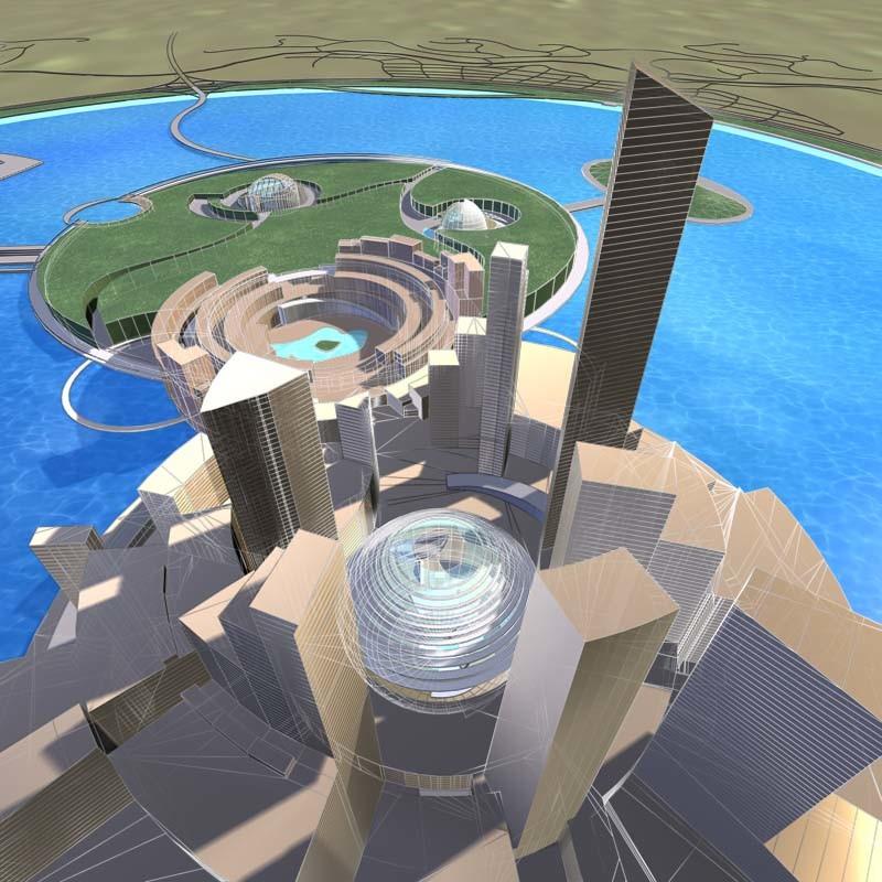World city, Dubai