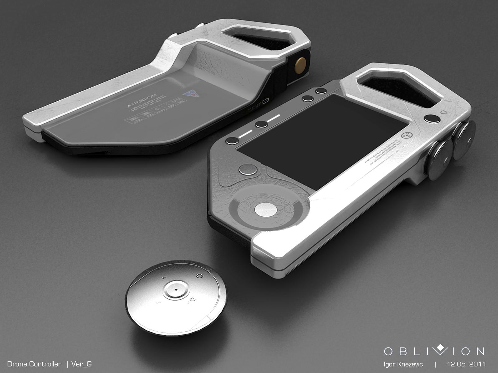 Oblivion - props