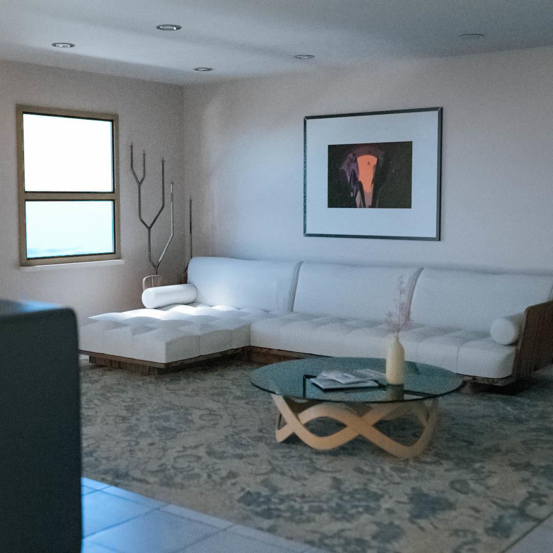 Syaf fiq living room 1