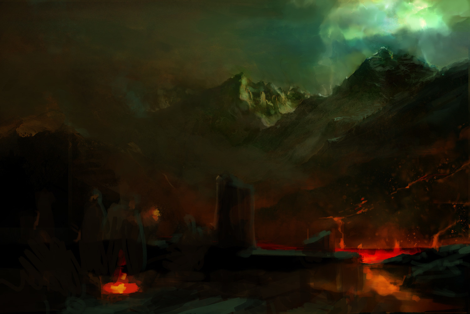 Stefan kopinski background rough