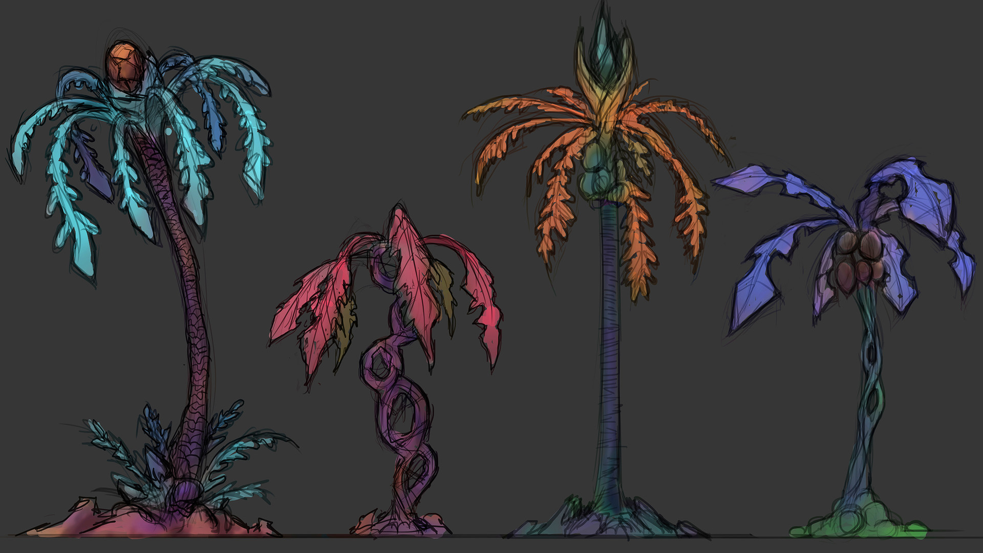 Rob smyth sinda callista trees
