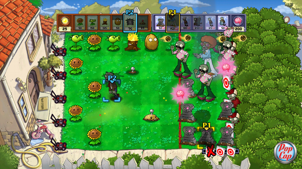 Download Trainer Plants vs Zombies 2 for PC - Work