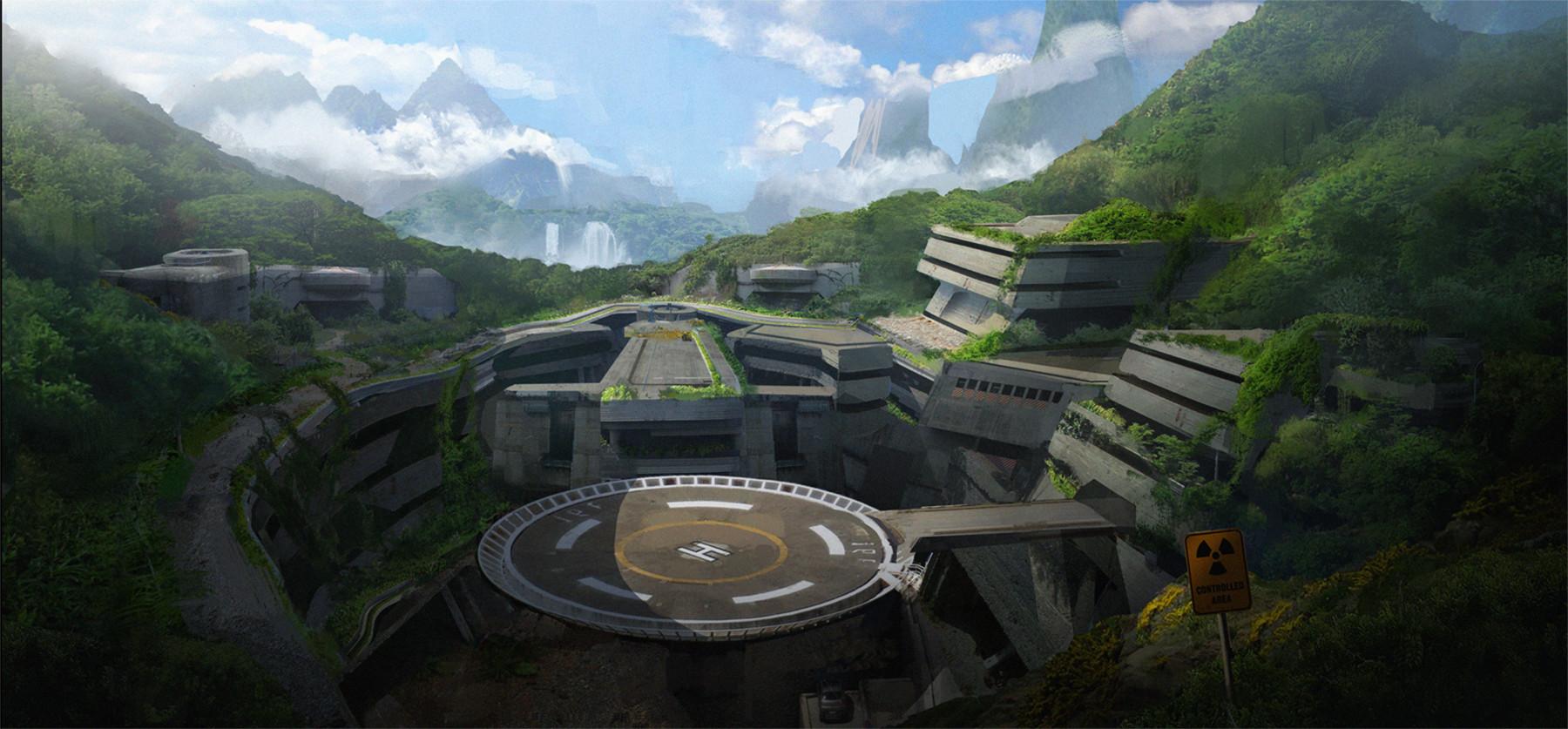 Eddie mendoza abandoned uranium facility 3