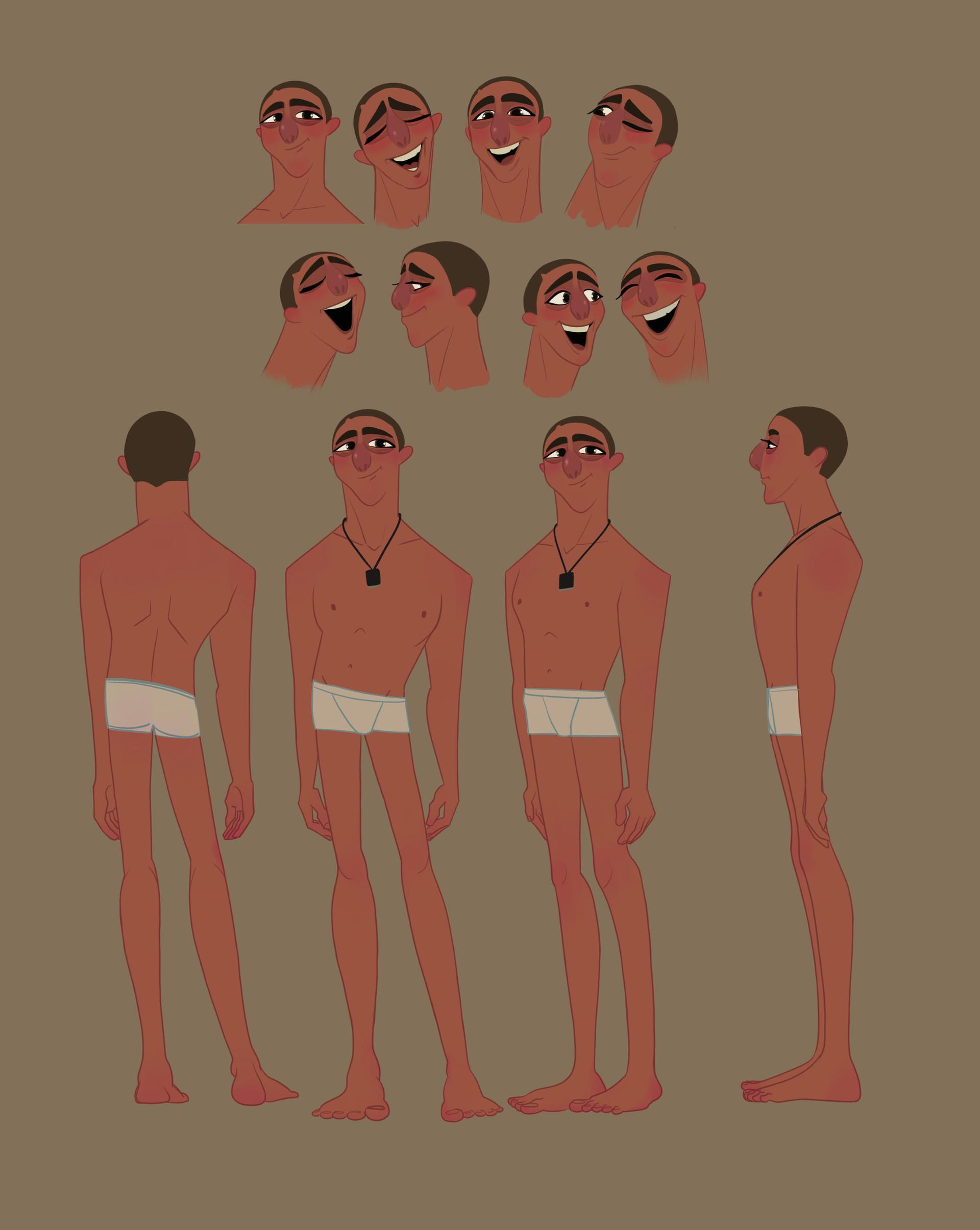 Mayan engelman yosi charcter