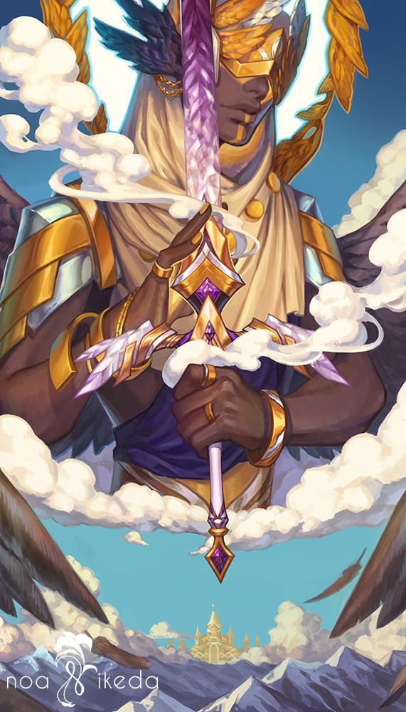Noa ikeda swords ace s