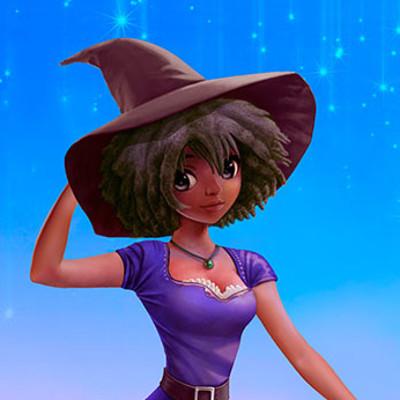 Mervin kaunda witch