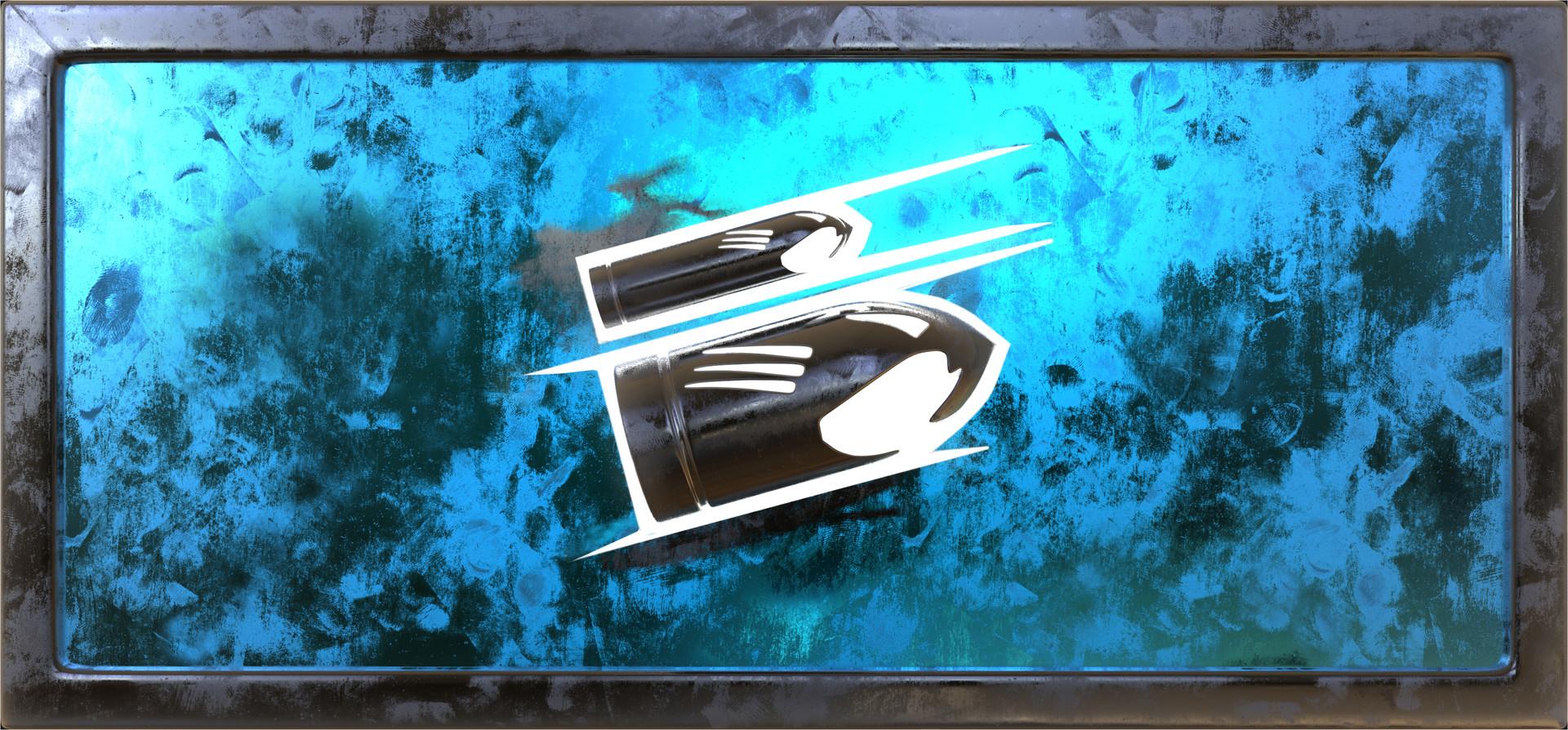 Artstation Buck S Icon 3d Rainbow Six Siege Ninb Adam