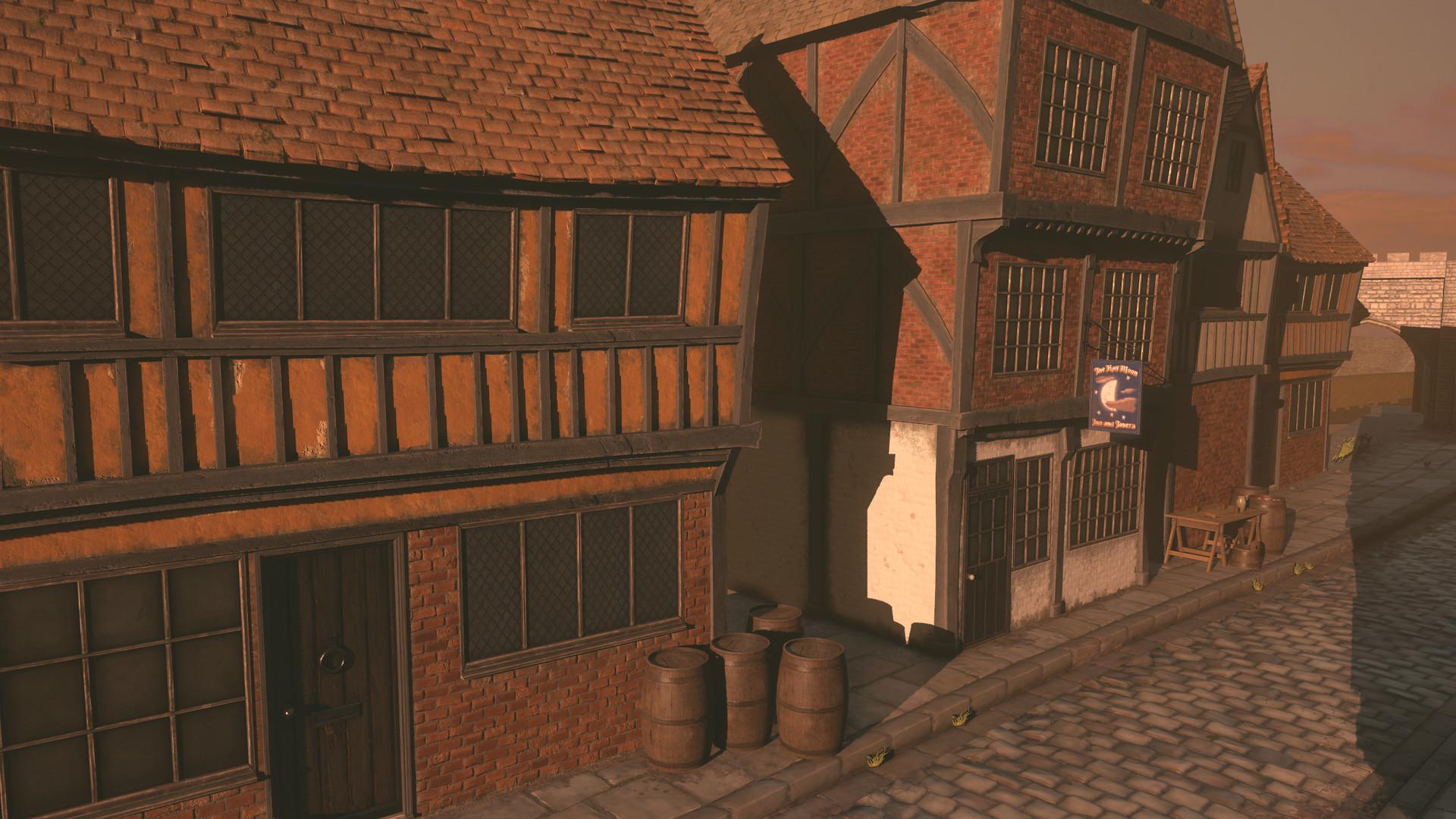 Alex voysey tudor street houses 2 with splatmaps