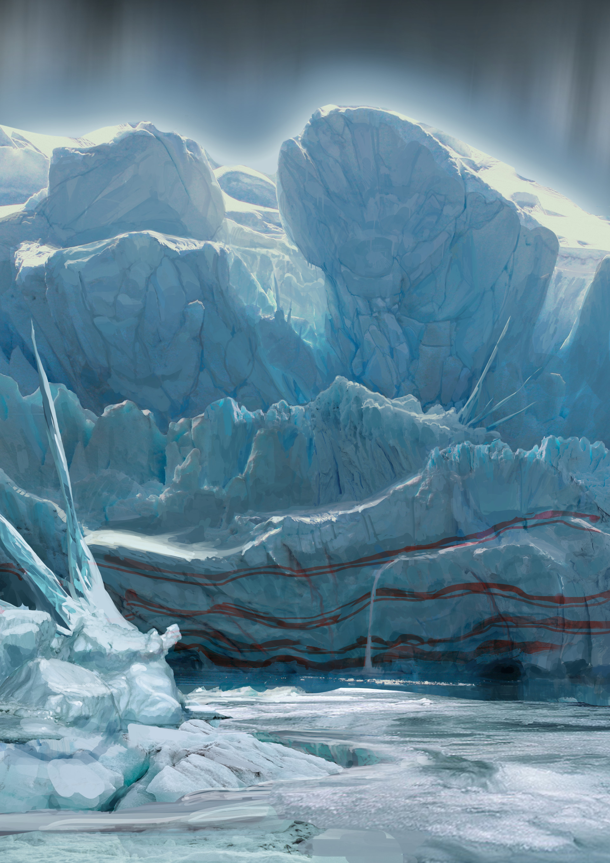 Ryan groskamp europa glacier concept