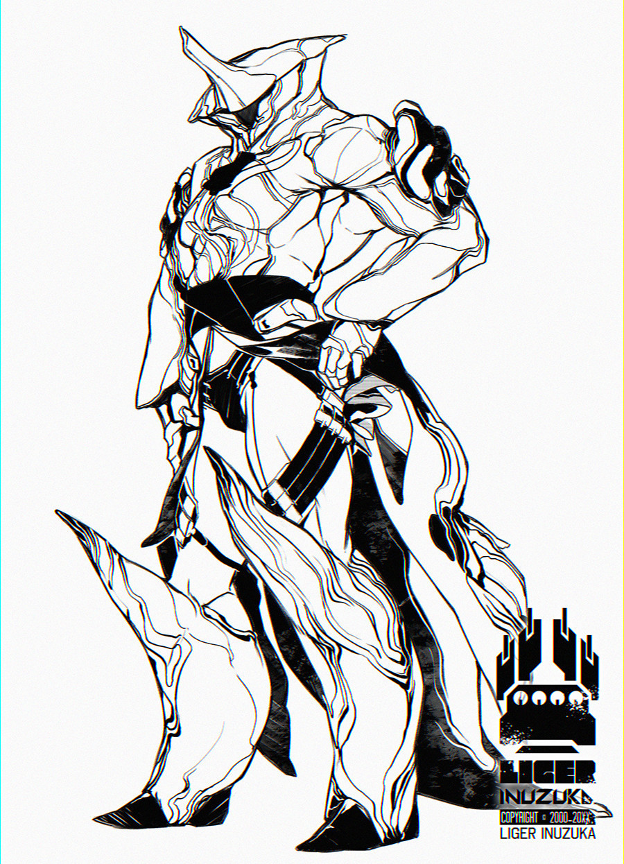 02_Warframe: Volkovyi the Frost