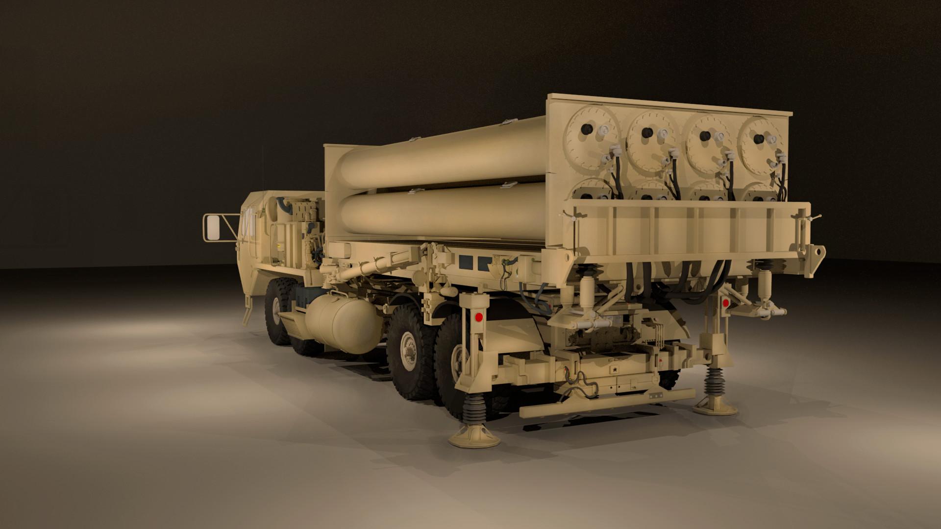 Kimberly Macneil Thaad Rocket Launcher