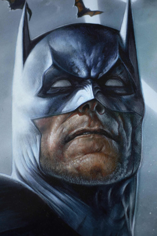 Greg Staples Batman