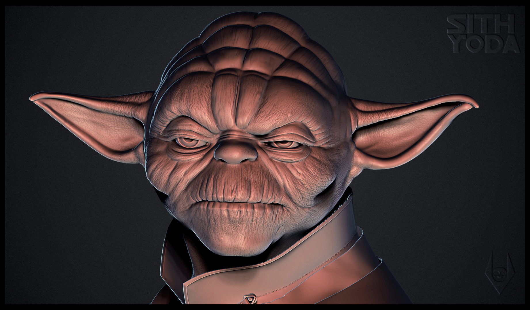 Vinicius favero yoda progress face