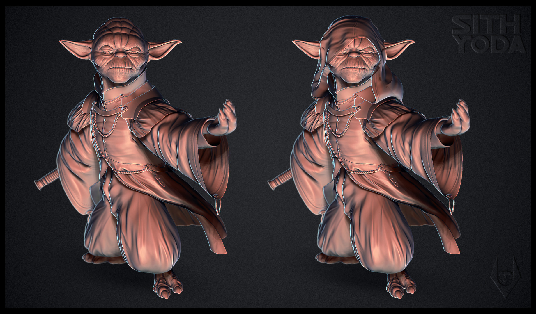 Vinicius favero yoda progress