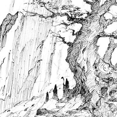 Raphael lacoste arbremystic