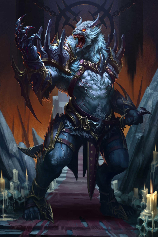 3d pics elf warrior werewolf nsfw clip